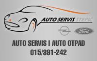 Auto servis Opel